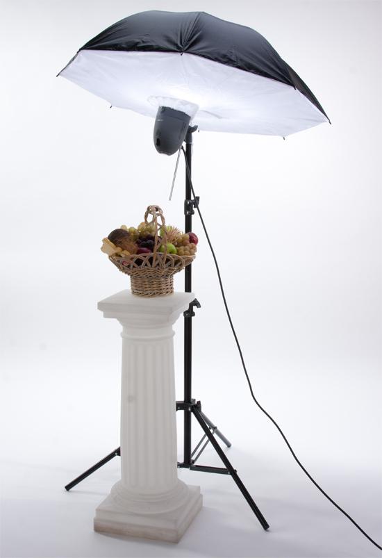 Softbox parasolowy