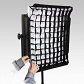 Softbox z gridem do lamp LED ANE-1990